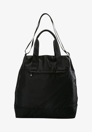 TOTE BAG - Torba na ramię - black