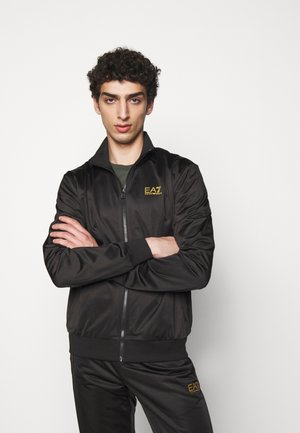 SET - Tracksuit - black
