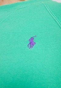 Polo Ralph Lauren - SEASONAL - Sweatshirt - vineyard green - 4