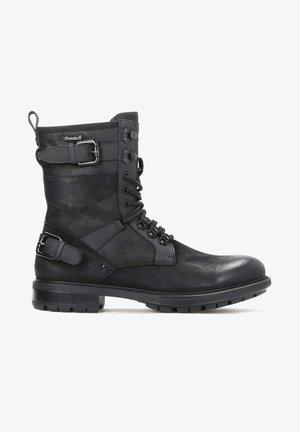 HEARD  - Cowboy/biker ankle boot - black
