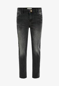 Kids ONLY - Straight leg jeans - black denim - 0