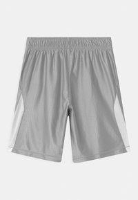 Nike Performance - DRY - Sports shorts - light smoke grey/white - 1