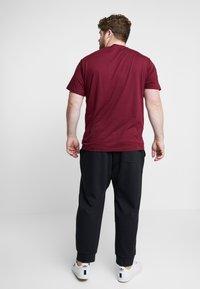 Polo Ralph Lauren Big & Tall - DOUBLE KNIT TECH - Tracksuit bottoms - polo black - 2