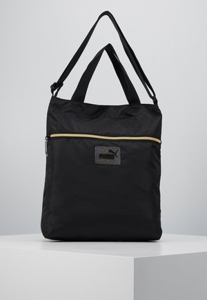 WMN CORE SEASONAL SHOPPER - Torba na zakupy - black