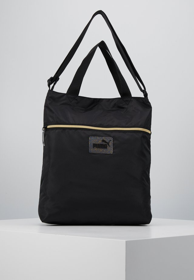 WMN CORE SEASONAL SHOPPER - Shopping bag - black