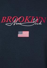 Nominal - BROOKLYN CREW - Sweatshirt - navy - 2