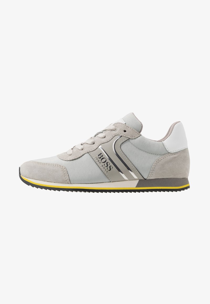BOSS Kidswear - TRAINERS - Trainers - medium grey