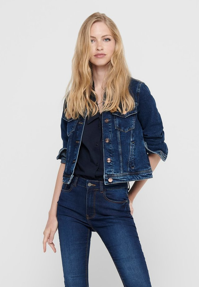 Veste en jean - dark blue denim