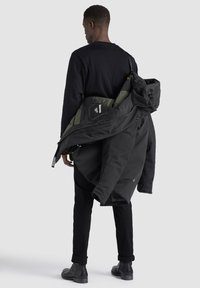 khujo - Winter coat - schwarz - 8