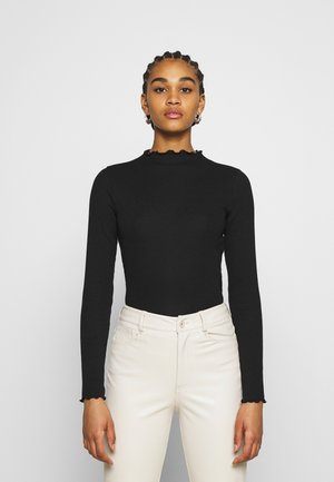 MOLLY  - Langarmshirt - black
