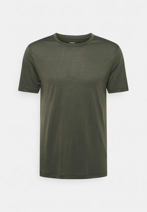TREE TEE - Basic T-shirt - olive