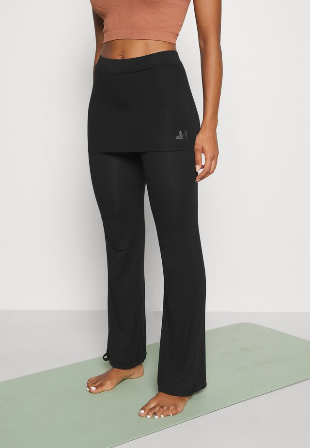 PANTS SKIRT - Pantalon de survêtement - black