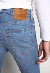 Levi's® - SKINNY TAPER - Jeans Skinny Fit - light blue denim - 3