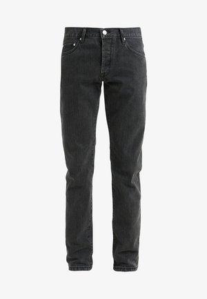 Jeans fuselé - black stone wash