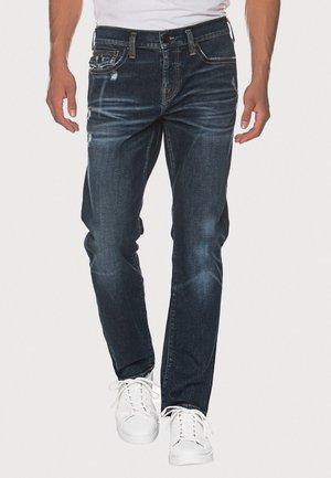 NEW GENO - Slim fit jeans - blue
