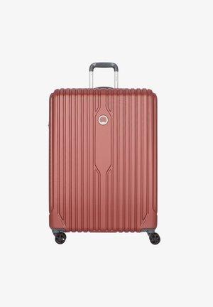 MASERU 4-ROLLEN TROLLEY 76 CM - Wheeled suitcase - rot