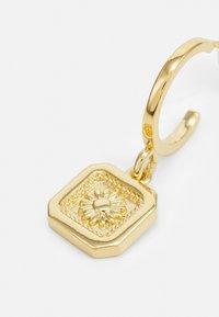 TWOJEYS - DAISY EARRING UNISEX - Oorbellen - gold-coloured - 3