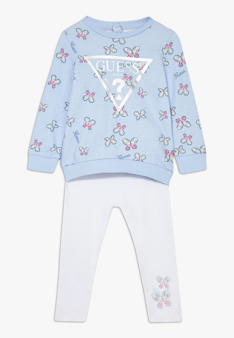Guess - ACTIVE BABY SET - Legíny - butterfly