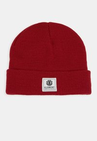 Element - DUSK BEANIE BOY - Beanie - pompeian red - 0