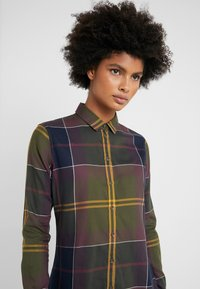 Barbour - MOORLAND - Button-down blouse - olive - 5