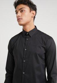Emporio Armani - Formal shirt - black - 4
