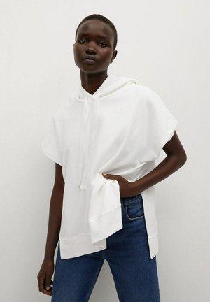 Print T-shirt - blanc