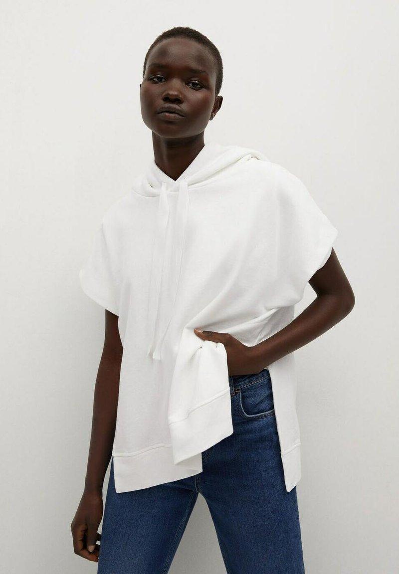 Mango - Print T-shirt - blanc