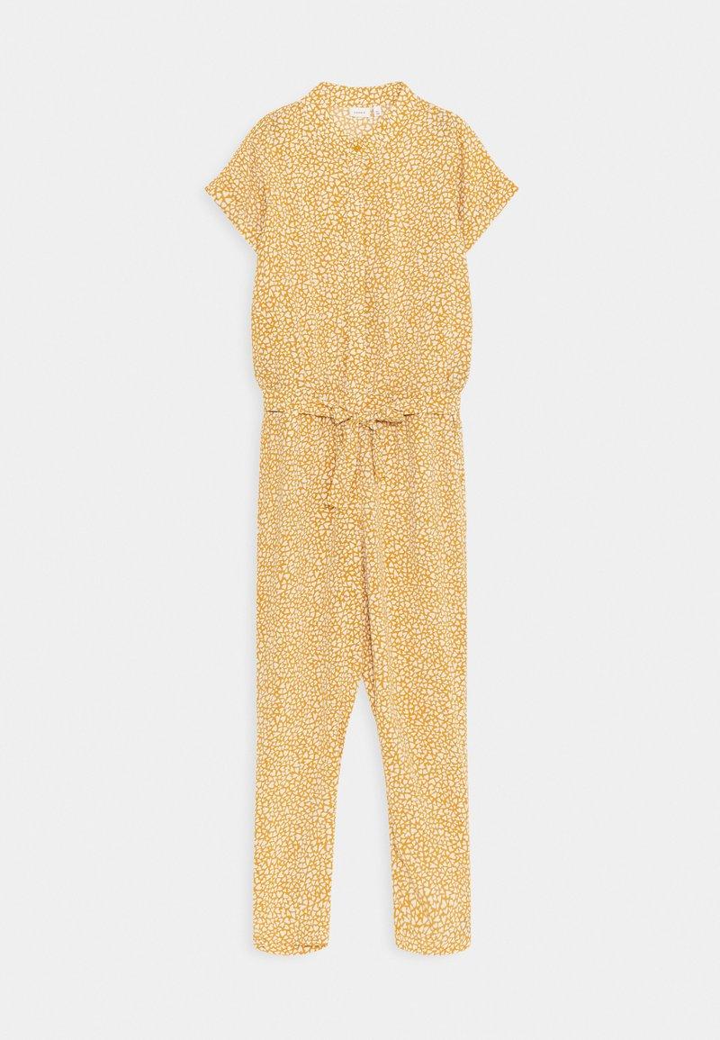 Name it - NKFDERA CAMP - Jumpsuit - spruce yellow