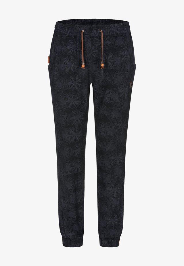 ALICIA B - Pantalon de survêtement - black
