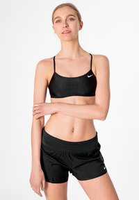 Nike Swim - Swimming shorts - black - 0