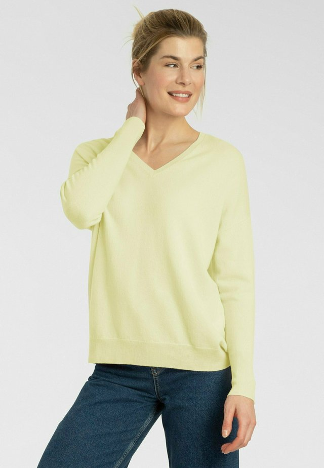 Pullover - vanilla