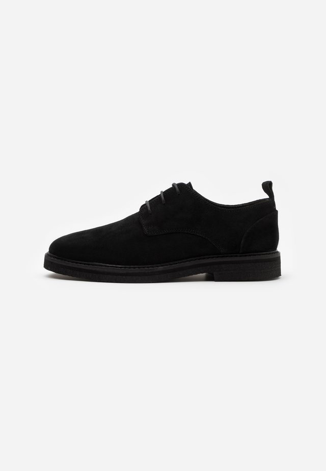SLICK DERBY - Stringate eleganti - black