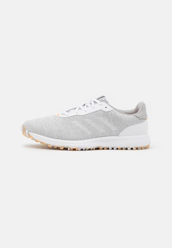 S2G - Golfové boty - grey three/footwear white/haze orange