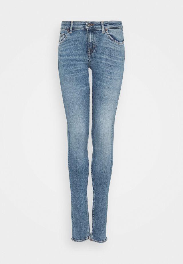 SLIGHT - Jeans Skinny Fit - dust blue