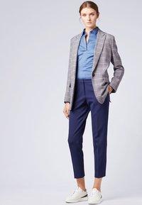 BOSS - BASHINA - Button-down blouse - blue - 1