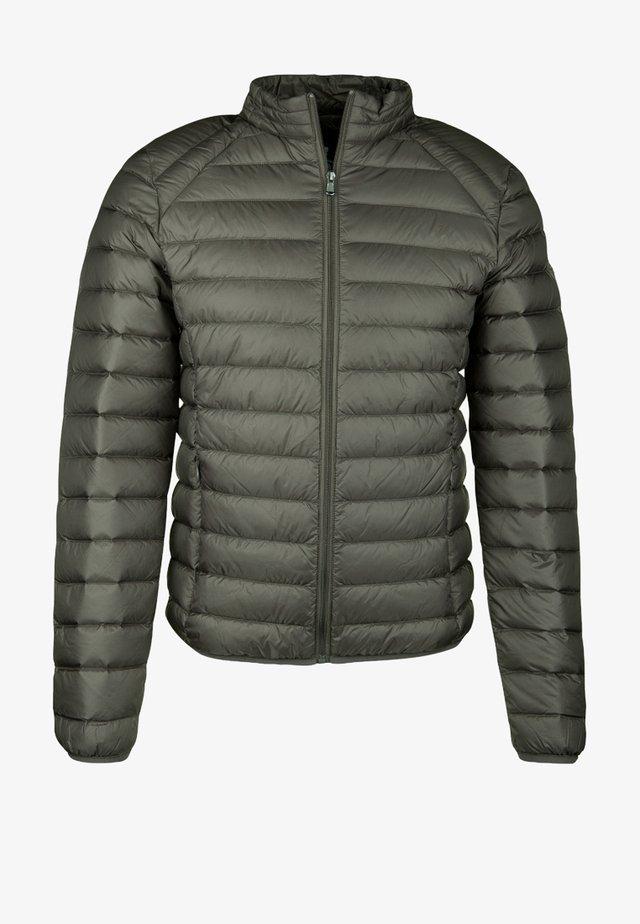 MAT - Gewatteerde jas - dark green