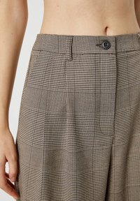 PULL&BEAR - Trousers - grey - 4