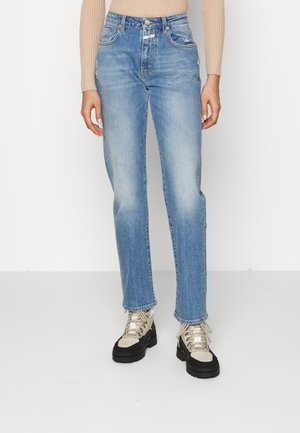 RENTON - Relaxed fit jeans - mid blue