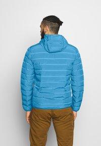CMP - MAN JACKET FIX HOOD - Outdoor jacket - denim - 2