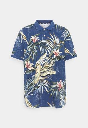 JJPOP POLO  - Polo shirt - navy blazer
