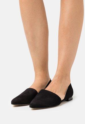 ANYTIME - Scarpe senza lacci - schwarz