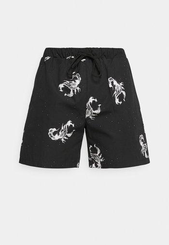 BEACHMONT SHORTS - Shorts - rich black