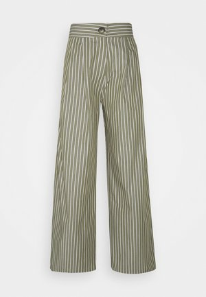 HERA - Trousers - sage green