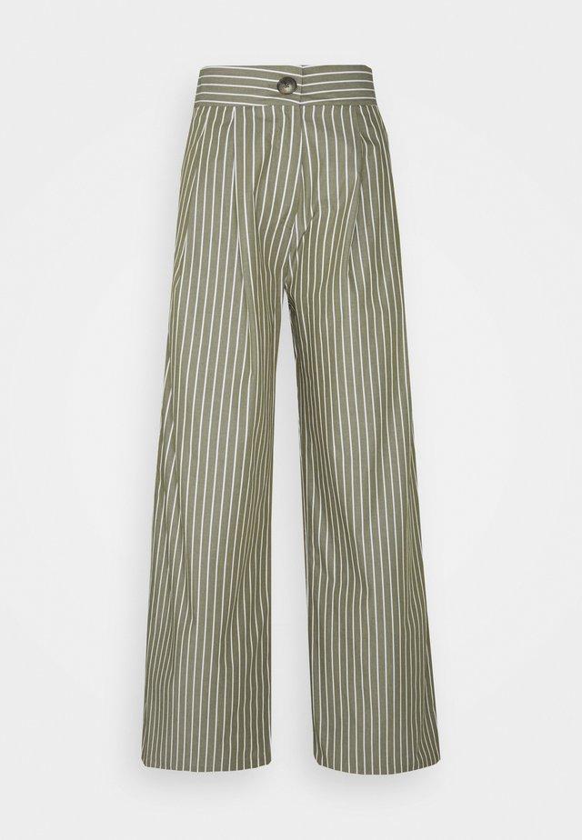 HERA - Trousers - sage green
