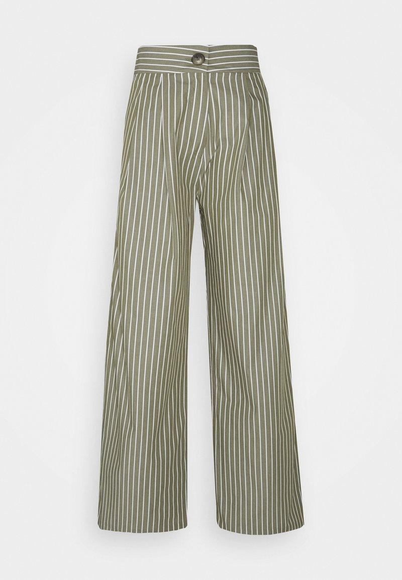 Mykke Hofmann - HERA - Trousers - sage green