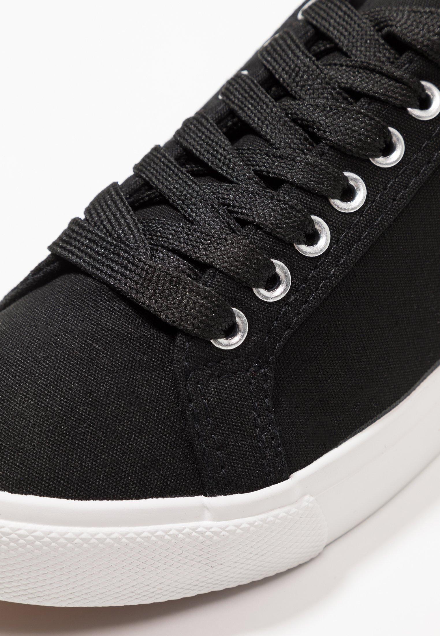 WIDE FIT ELLIS LACE UP Sneakers black