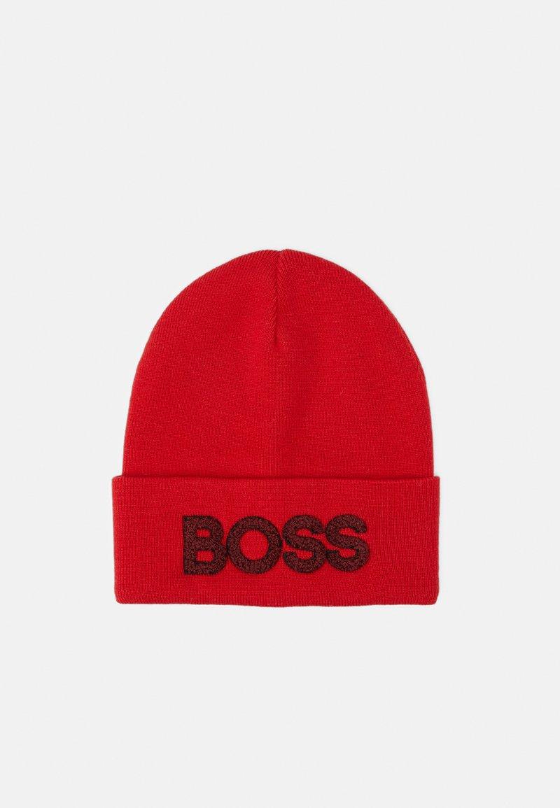 BOSS Kidswear - PULL ON HAT UNISEX - Beanie - bright red