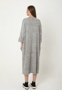 Madam-T - Jumper dress - grau - 2
