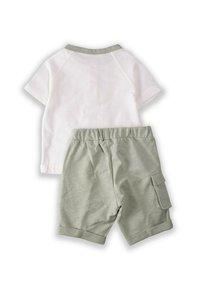 Cigit - SET - Shorts - off-white - 1