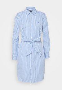 Polo Ralph Lauren - Shirt dress - white/blue - 0